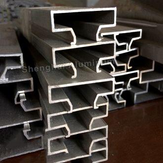aluminium slatwall profile