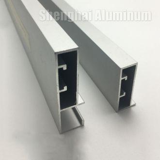 Shenghai Aluminium Cabinet and Wardrobe Profile Frame for Mirror