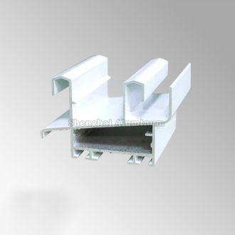 industrial slotted aluminium profile