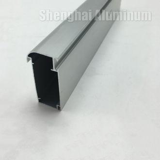 Shenghai aluminium sliding wardrobe door profiles