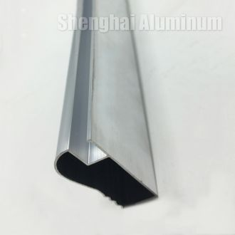 Shenghai aluminium profile for kitchen cabinets