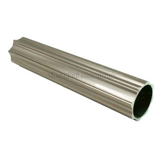 led aluminium extrusion from shenghai
