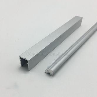 Shenghai Single Track Aluminium Profile Cabinet for Furniture Decoration