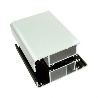 Thermal Barrier Aluminum Profiles to Make Door Window