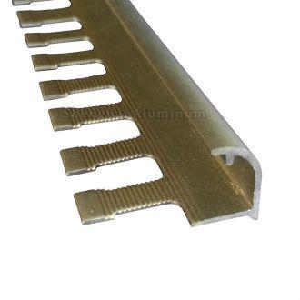 aluminium tile trim profiles for decoration
