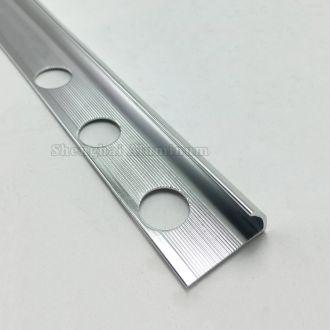 shenghai carpet cover door strip aluminium