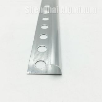 good quality aluminium l shape trim
