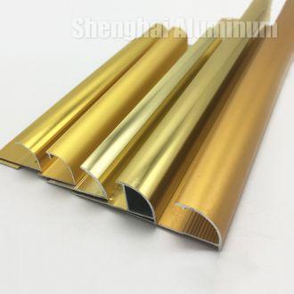 shenghai aluminium floor edge trim