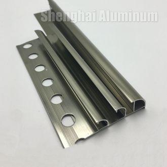 carpet cover aluminium profile for tiles
