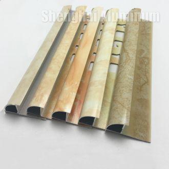 SH-TT-1607 Aluminum Tile Edge Trim From Shenghai