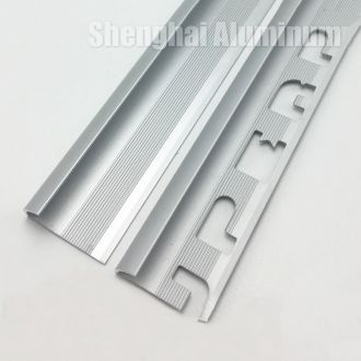 aluminum tile trim profiles from shenghai