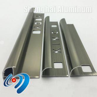 SH-TT-1610 Aluminum Tile Edge Trim