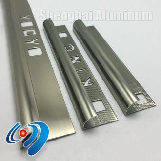 aluminum floor edge trim Profile