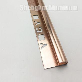 shenghai aluminium carpet edging