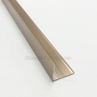 tile trim aluminum strips for tiles