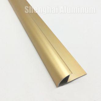 aluminium l trim floor