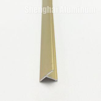 floor t shaped aluminium trim