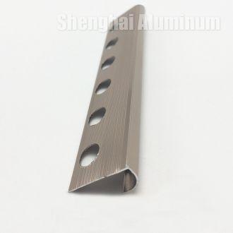 flooring tile aluminum edge trim