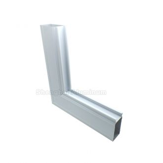 sh wd 1601 Thermal Barrier Aluminum Curtain Walls Frame Profile