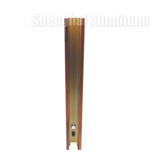 Thermal Barrier aluminum frame profile