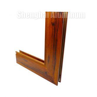 aluminum frame profile for curtain wall