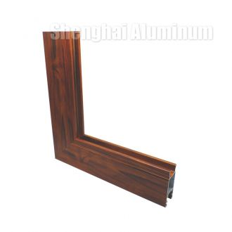 SH-WD-1602 Thermal Barrier Aluminum Frame Profile