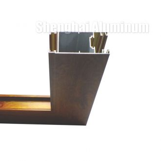 Thermal Barrier aluminum profile