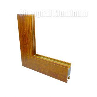 Thermal Barrier Aluminum Profile door
