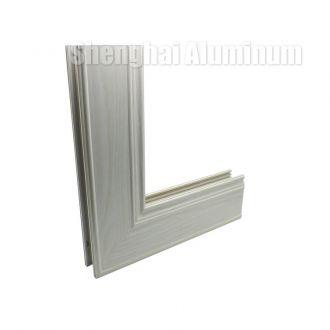 SH-WD-1604 Thermal Break Profiles Extrusion Aluminum