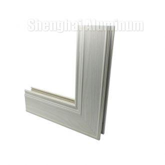 Thermal Break Profiles Extrusion Aluminum from shenghai