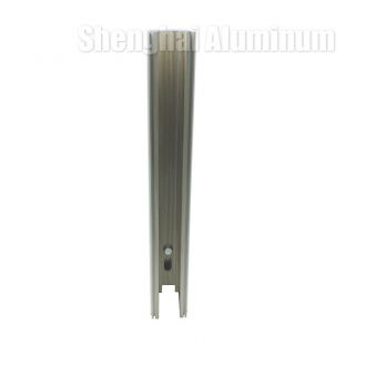 Thermal Break Profiles Extrusion Aluminum for curtain wall