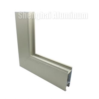 Aluminium Extruded Sections for curtain wall