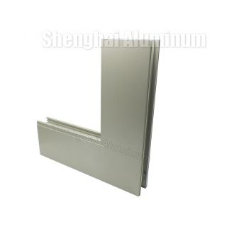 Aluminium Extruded Sections for door