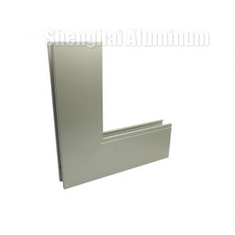 thermal break Aluminium Extruded Sections from shenghai