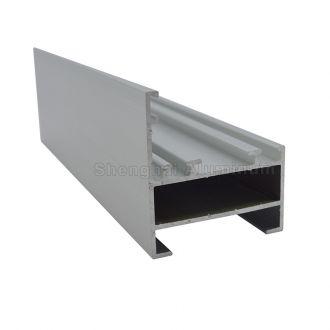aluminum frame sliding glass window
