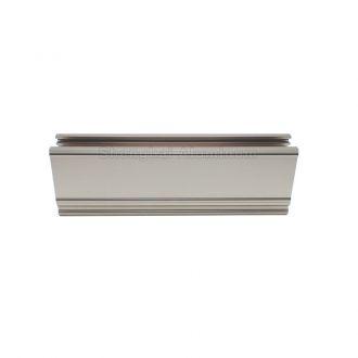 Thermal Break Aluminum Framing Extrusion for window