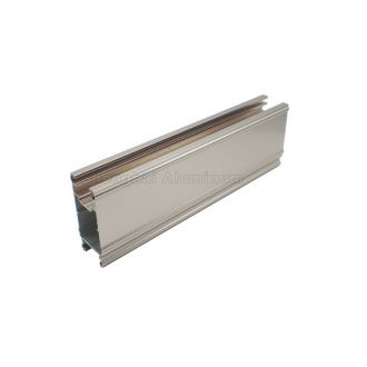 Aluminum Framing Extrusion for curtain wall