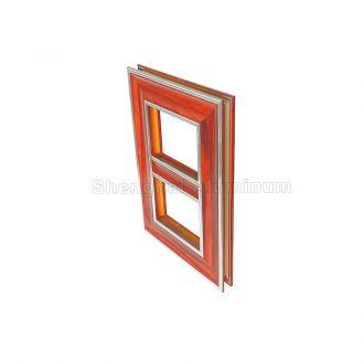 Thermal Break Aluminum Profile Extrusion Frame