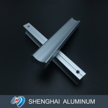 High Quality CNC Aluminum Handles for Wardrobe and Cabinet