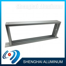 aluminum LED frame