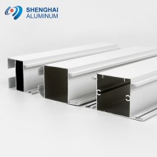 Nigeria Market Hot Sale Aluminium Profiles for Window and Door