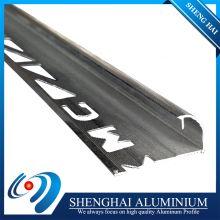 aluminium tile trim