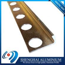 corrosion resistant inside corner ceramic tile trim edge