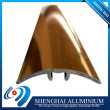 aluminium profile for corner tile trim