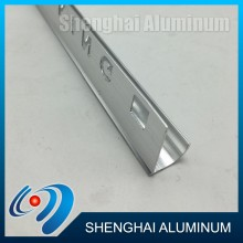 Competitive price corner aluminum tile trim angle anodized