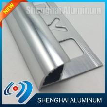 aluminium edge trim for tiles from shenghai