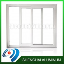 PVC Openable Window with Fixed Up