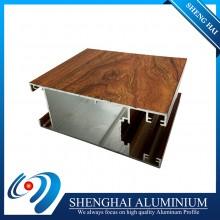 Shenghai aluminium sliding door profiles