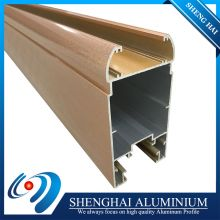 Aluminum window profile
