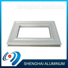 shenghai aluminium profiles for windows and doors
